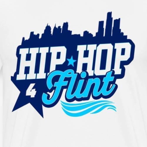 HIP HOP 4 FLINT - Men's Premium T-Shirt