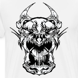 DEMON - Men's Premium T-Shirt