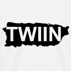 Twiin Puerto Rico - Men's Premium T-Shirt