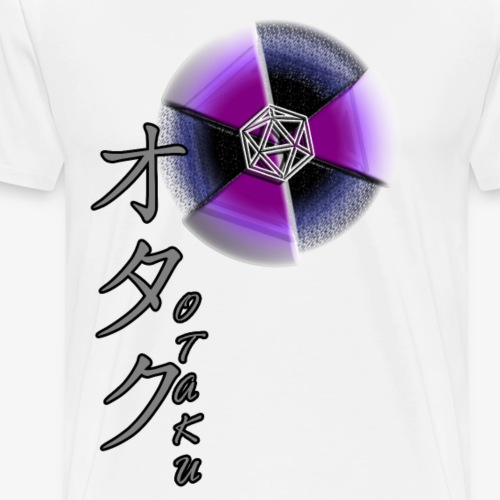 Official Chikagakure Otaku - Men's Premium T-Shirt