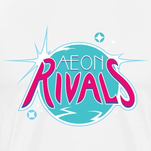 Aeon Rivals 3 Color Logo - Men's Premium T-Shirt