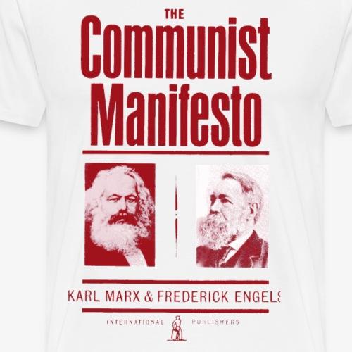 The Communist Manifesto - Men's Premium T-Shirt