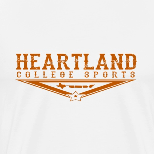 Texas Longhorns HCS Gear - Men's Premium T-Shirt