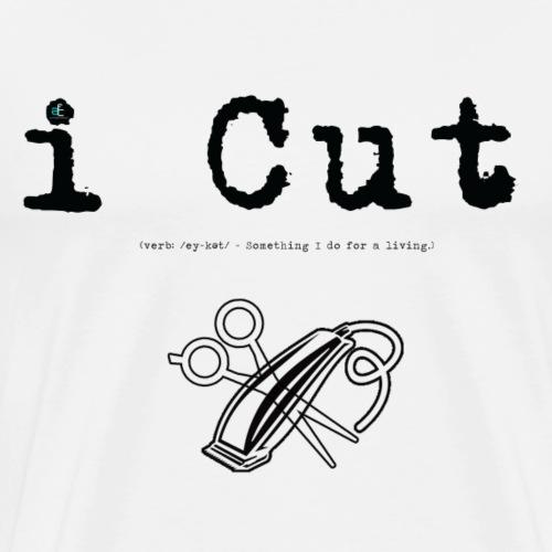 i Cut - Men's Premium T-Shirt