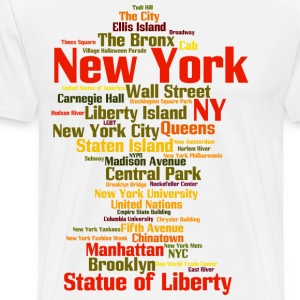 New York City (NY, NYC) - Men's Premium T-Shirt