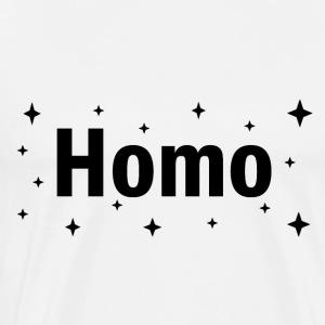 homo - Men's Premium T-Shirt