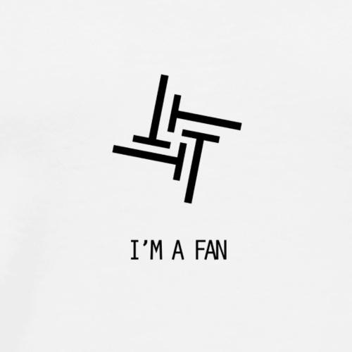 I m A Fan - Men's Premium T-Shirt