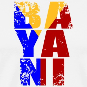 Bayani the Sacrifice of a Filipino - Men's Premium T-Shirt