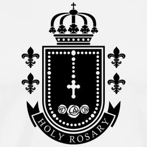 holy rosary - Men's Premium T-Shirt