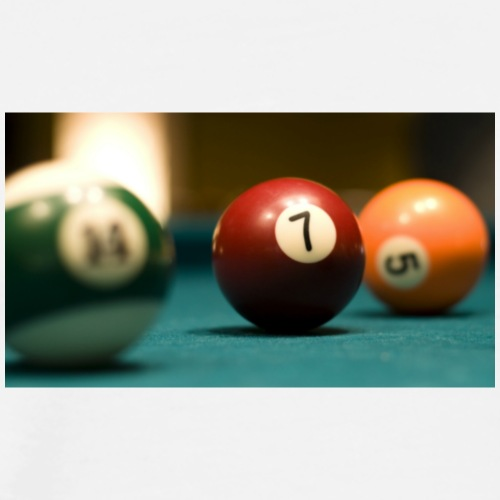 Pool balls - Men's Premium T-Shirt
