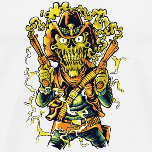 Funny Character - Men's Premium T-Shirt