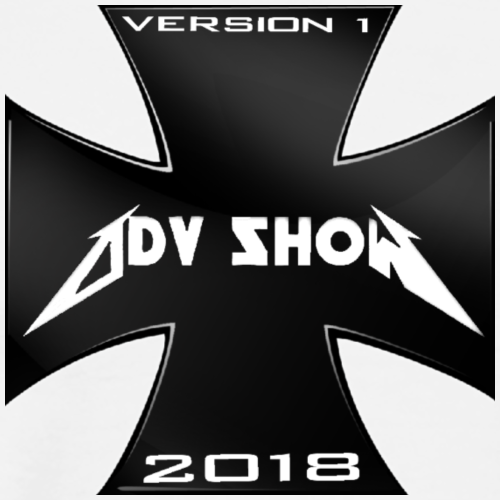 DDV Show Iron Cross (2018) - Men's Premium T-Shirt