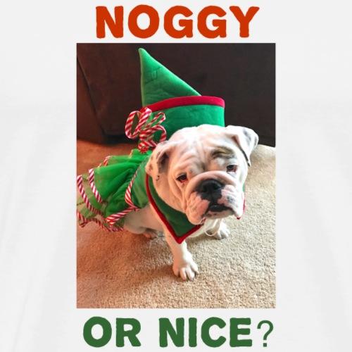 Naughty Noggin - Men's Premium T-Shirt