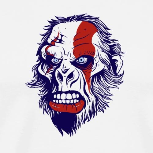 Wild Gorilla - Men's Premium T-Shirt