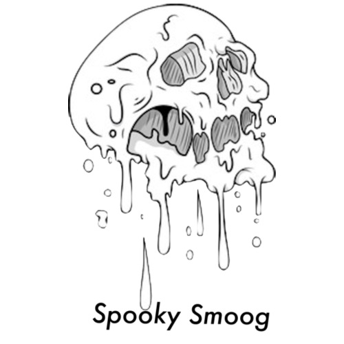spooky smoog - Men's Premium T-Shirt
