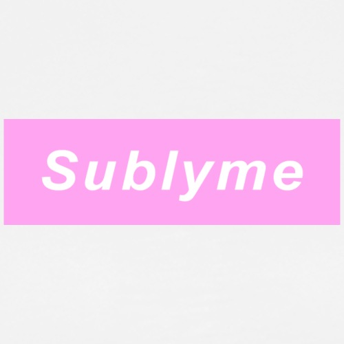 Sublyme - Men's Premium T-Shirt