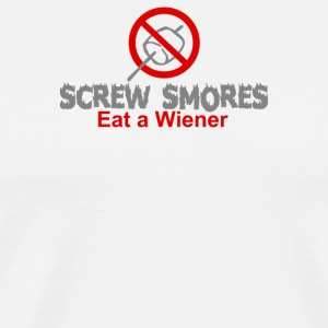 Screw Smores - Men's Premium T-Shirt