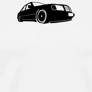 Mercedes Benz W124 E Klasse - Men's Premium T-Shirt