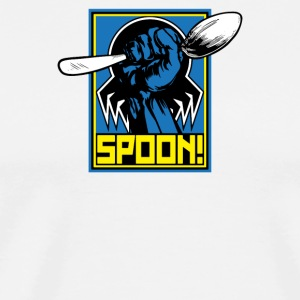 SPOON - Men's Premium T-Shirt