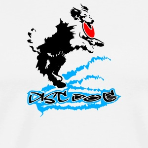 Disc Dog - Men's Premium T-Shirt