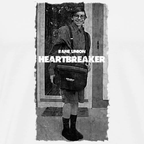 Bane Union - Heartbreaker Image - Men's Premium T-Shirt