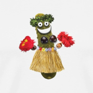 Hula Pickle - Men's Premium T-Shirt
