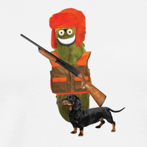 Hunter Pickle - Men's Premium T-Shirt