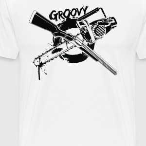 Ready Groovy Cyber System - Men's Premium T-Shirt