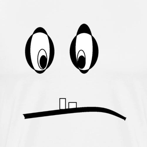 Monster-Emotion - Men's Premium T-Shirt