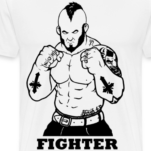 Fighter - Men's Premium T-Shirt
