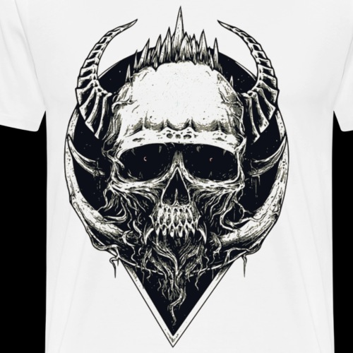 Skullio - Men's Premium T-Shirt