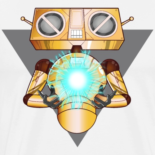 RobotK7 D - Men's Premium T-Shirt