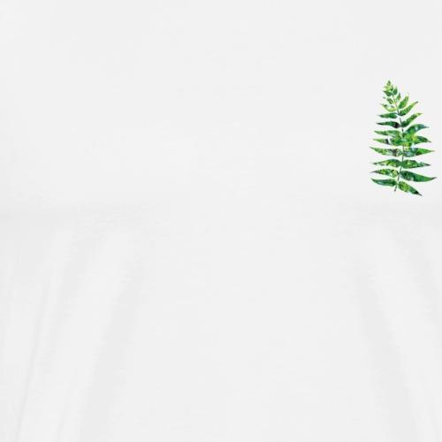 Summer Leaf - Men's Premium T-Shirt