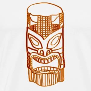 Tribal Shirt Tattoo - Men's Premium T-Shirt