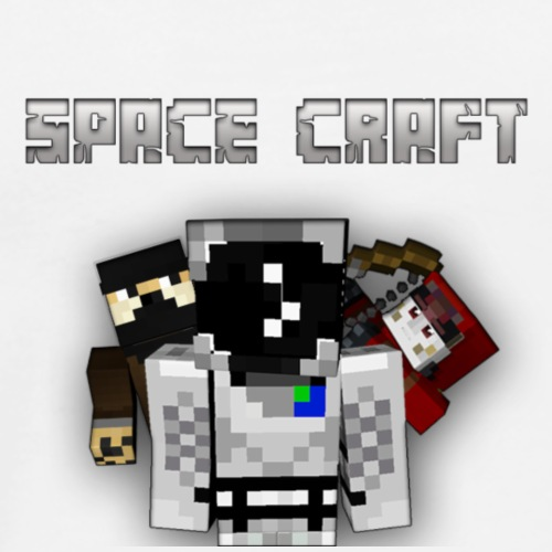 Space Craft - Men's Premium T-Shirt