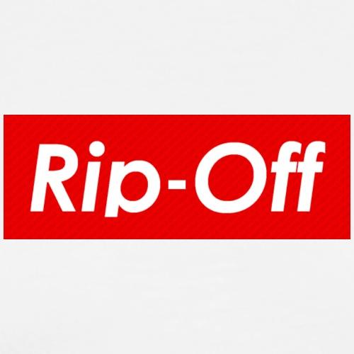 Rip-Off - Men's Premium T-Shirt