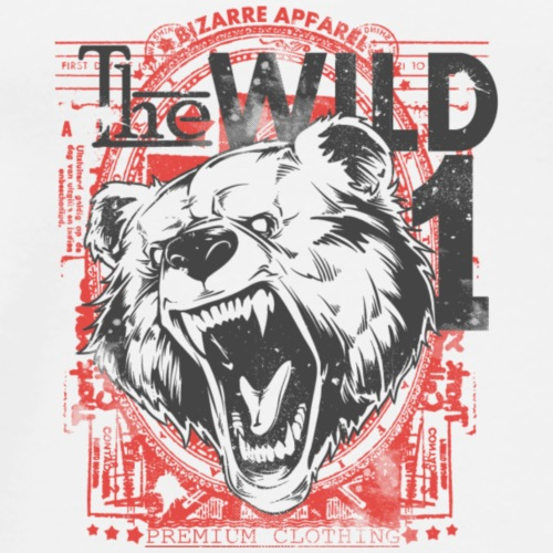 The Wild - Men's Premium T-Shirt