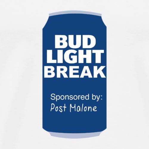 BudLight Break - Men's Premium T-Shirt