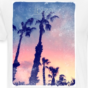 ibiza faded - Men's Premium T-Shirt