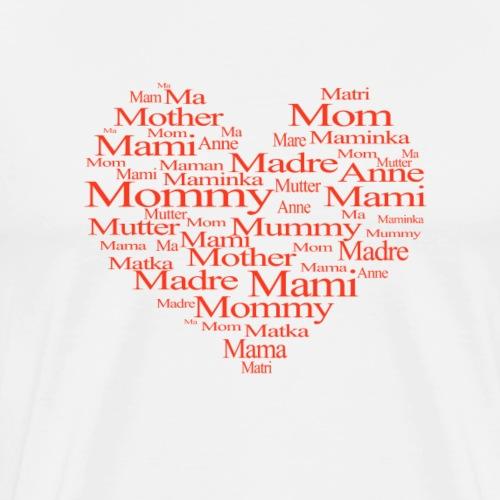 Motherday - Men's Premium T-Shirt
