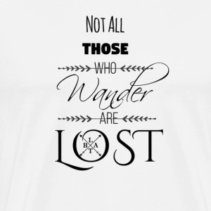 LTBA Wander - Men's Premium T-Shirt