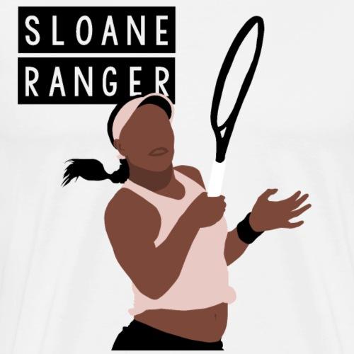 sloane ranger - Men's Premium T-Shirt
