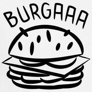 BURGAAA - Men's Premium T-Shirt