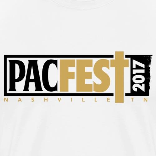 PacFest Official Shirt - Men's Premium T-Shirt