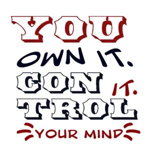 Control Your Mind - Men's Premium T-Shirt