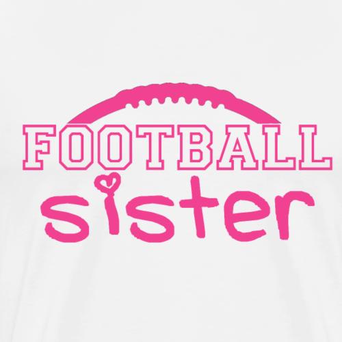 Football Sister - Men's Premium T-Shirt