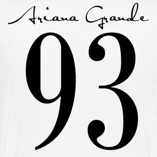Ariana Grande 1993 - Men's Premium T-Shirt