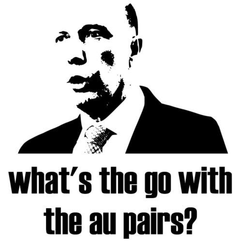 What's the go? - Men's Premium T-Shirt