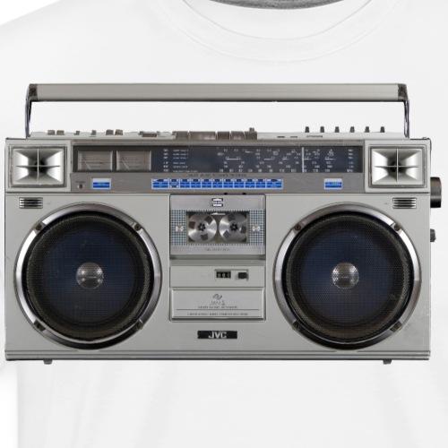 Boombox JVC RC-M70 Ghettoblaster - Men's Premium T-Shirt