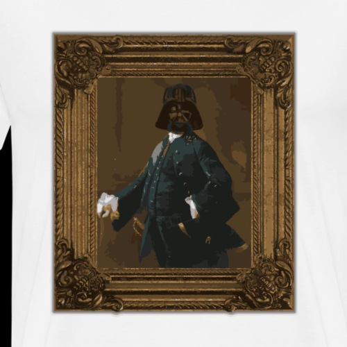 Darth Vintage | Style Wars - Men's Premium T-Shirt